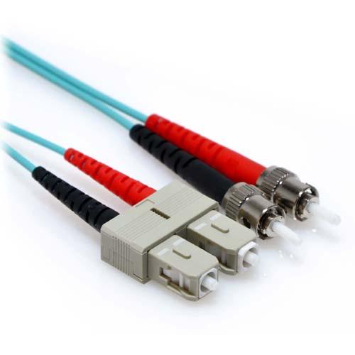 SC/ST 10Gb Plenum Fiber