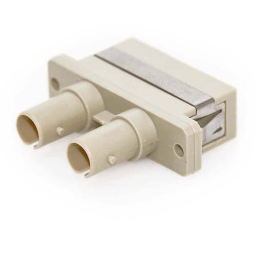 SC/ST Female to Female Multimode Duplex Fiber Coupler