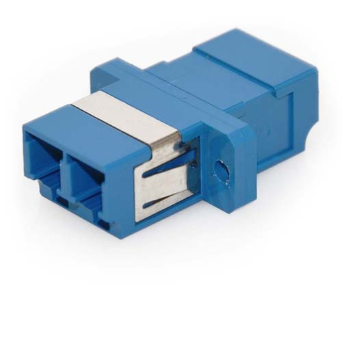 LC/LC Female to Female Singlemode Duplex Fiber Coupler (20 Pack)