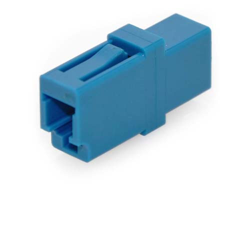 LC/LC Female to Female Singlemode Simplex Fiber Coupler