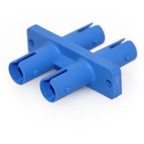 st duplex fiber coupler