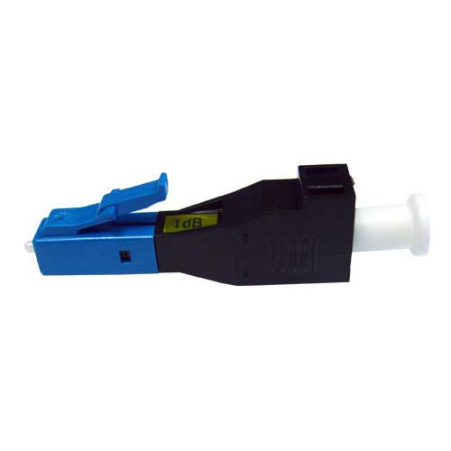 LC Singlemode Plug Type Fiber Attenuator