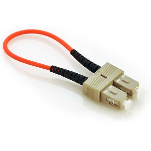 SC 62.5/125 Multimode Fiber Optic Loopback