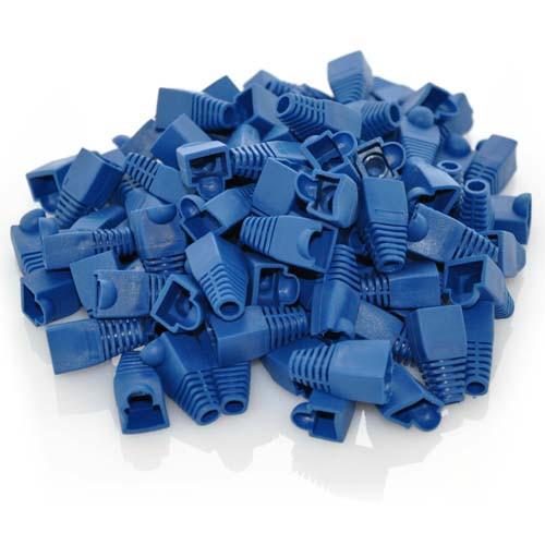 blue cat5e boots