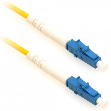15m LC/LC Simplex 9/125 Single Mode Fiber Patch Cable