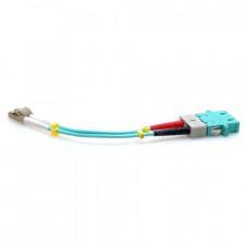 OM4 sc lc adapter