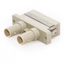 SC/ST Female to Female Multimode Duplex Fiber Coupler