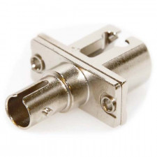 ST/LC Female to Female SM/MM Simplex Fiber Coupler