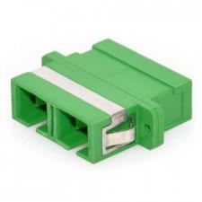 SC-APC/SC-APC Singlemode Duplex Fiber Coupler