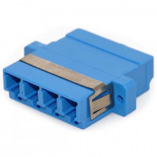 LC/LC Female to Female Singlemode Quad Fiber Coupler