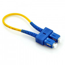 SC 9/125 Singlemode Fiber Optic Loopback