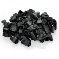 black cat5e boots