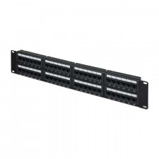 48 port cat5e patch panel