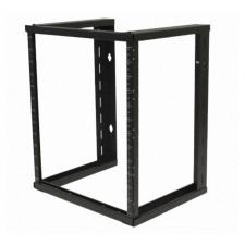"12U Wall Mount Server Racks, 18"" Deep Open Frame"