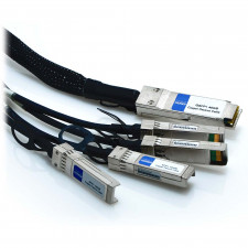 qsfp to sfp splitter
