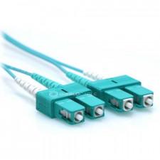 om4 sc to sc fiber