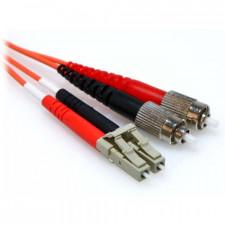 LC/FC Duplex 62.5/125 Multimode Fiber Patch Cable