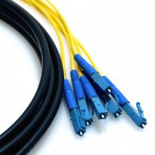 multistrand fiber