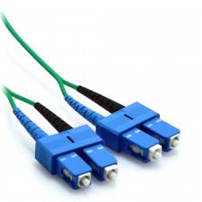 green sc fiber