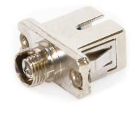 SC/FC Singlemode / Multimode Simplex Fiber Coupler
