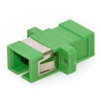 SC/APC to SC/APC Singlemode Simplex Fiber Coupler