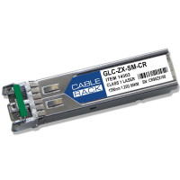 GLC-ZX-SM Cisco Compatible 1000BASE-ZX SFP GBIC